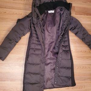 T Tahari Womens Coat S-M